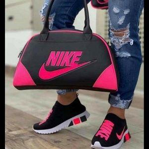 Shoes &bag set